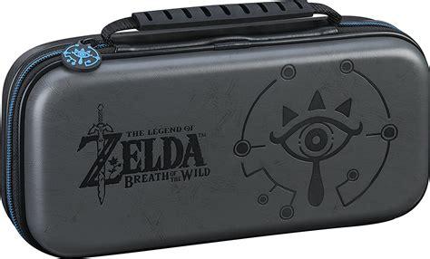 Switch Hori Breath Of The Stater Kit a look at the legend of breath of the switch traveler deluxe travel cases