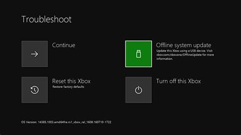 hit by the xbox one black screen of death try this fix