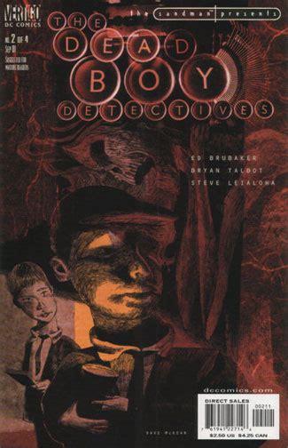 Dead Boy Detectives Volume 2 Tp sandman presents dead boy detectives vol 1 2 dc