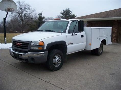 used gmc 3500 diesel trucks for sale purchase used 2004 gmc truck duramax diesel 3500 with