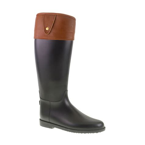 laundry boots lyst laundry raffie boot in black