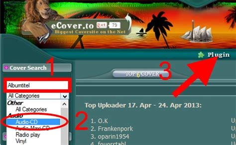 How To Cover An by Datenbank Mit Gratis Cd Covern Hier Findet Sie Chip
