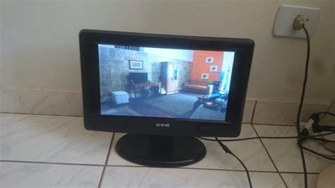 Tv Lcd Ukuran 14 tv lcd cce 14 polegadas tl14ld r 199 00 em mercado livre