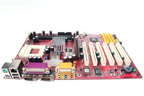 Mainboard Sockel A by Msi K7t266 Pro2 U Ms 6593 Atx Amd Socket 462 Computer Mainboard Sockel A 4250393721167 Ebay