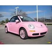 Volkswagen New Beetle Pink Wallpaper  1024x768 26531
