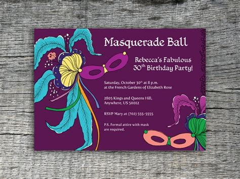 printable invitations masquerade masquerade ball invitation design diy printables