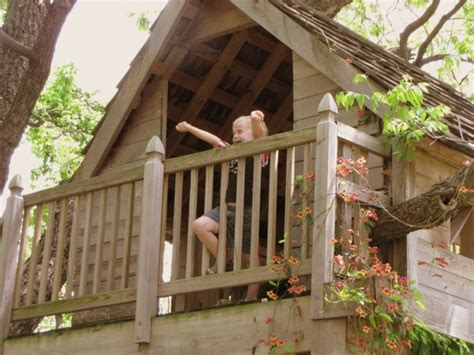 come fare una tettoia economica une cabane dans les arbres pour votre enfant archzine fr
