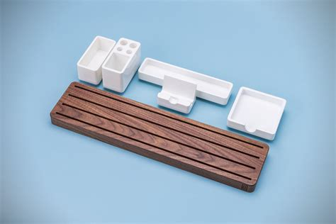 Gather Modular Desk Organizer Hiconsumption Modular Desk Organizer