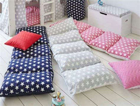 how to make a pillow bed pillow beds without pillows shop playpens