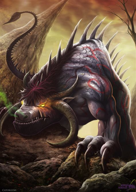 mythical creature restrained bound dragon mythological creatures reexamined part 5 hippogriff to