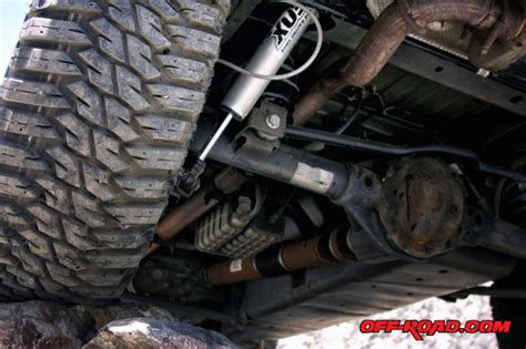 Fox Shocks For Jeep Jk Fox Performance Series Shocks Jeep Wrangler Jk Review