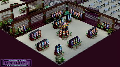 emerald casino table dev diary 52 working tons of before and after