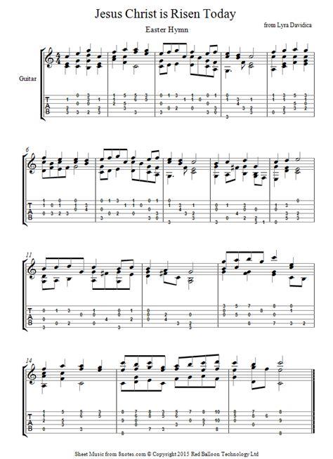 Free Christian Guitar Chords