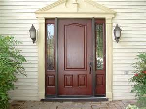 Front Entry Door With Sidelites Entry Door Sidelites Woodbridge Va Consumer Construction Inc