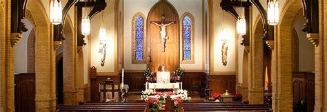 parish history st leo catholic church