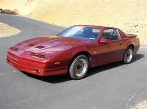1988 Pontiac Trans Am 1988 Pontiac Trans Am Overview Cargurus