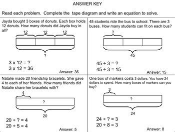 diagram 4th grade fractions problem solving with diagrams multiplication and division by fishyrobb