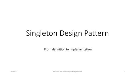 net singleton pattern design pattern singleton pattern