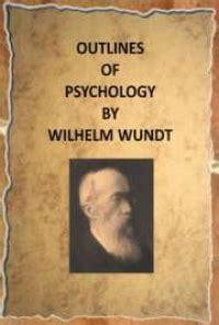 outlines  psychology  wilhelm wundt  book