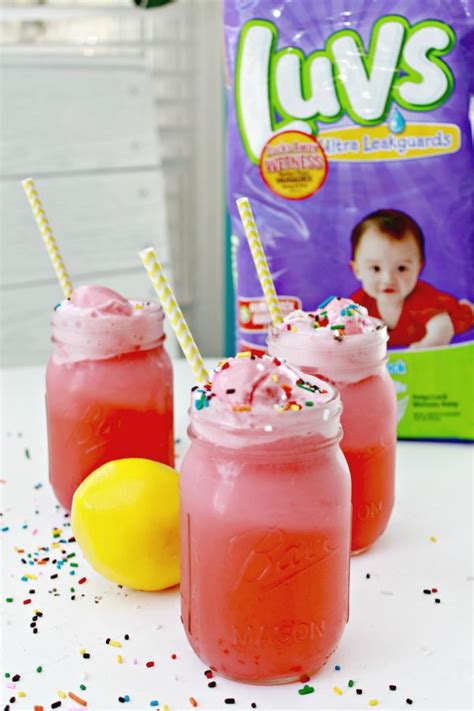Baby Shower Drink Recipes by 28 Baby Shower Mocktails Cocktails For Noted