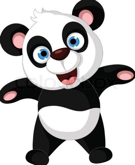 Panda Lucu gambar lucu animasi panda ktawa ayo ketawa