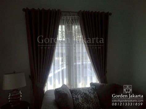 Bahan Gorden Black Out Purple Model Gorden Rumah Minimalis Terbaru Bahan Semi Blackout