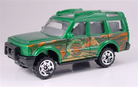 matchbox land rover discovery mb524 land rover discovery