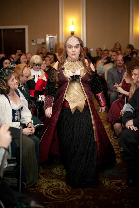 klingon trek wedding christine charles 183 rock n roll