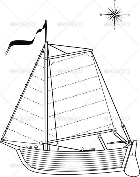 vinta boat drawing 17 best images about vectors on pinterest vector vector