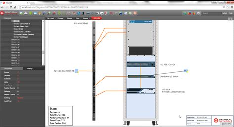 cable management software dcim network documentation