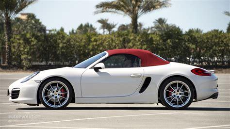 Porsche Boxster S Test by Porsche Boxster S Review Autoevolution
