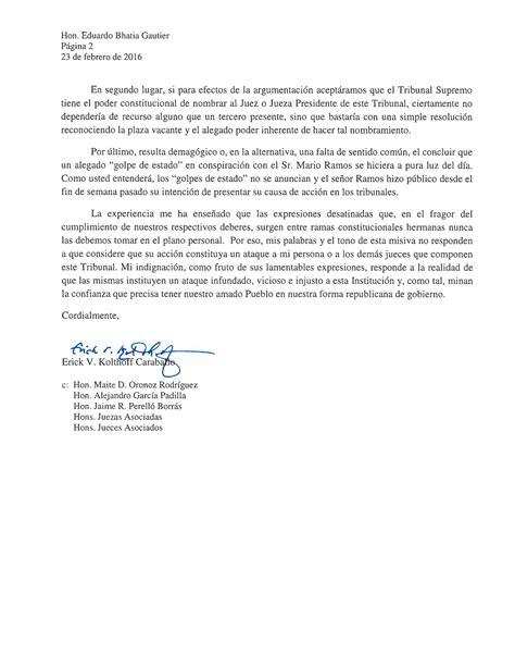 el juez garz 243 n como hacer una carta efectiva para un juez de inmigracion