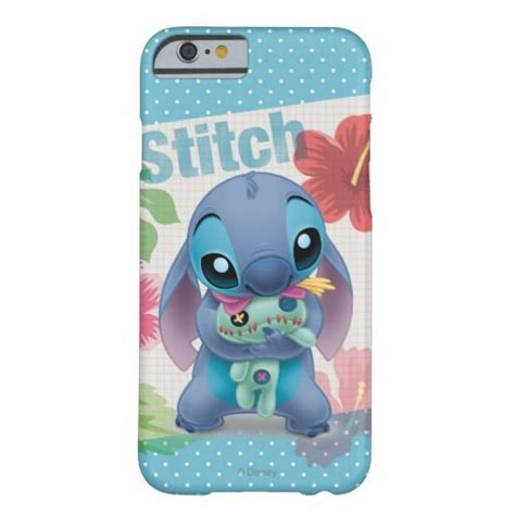 Iphone 6 Iphone 77plus Disney Doll lilo stitch stitch with doll barely there iphone