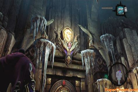 lair of the deposed king darksiders 2 sidequest lair of the deposed king kill the deposed