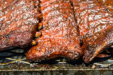 country style pork ribs smoker recipe tea smoked country style pork ribs fiery foods