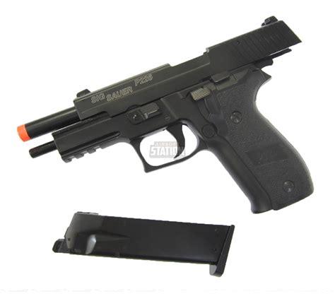 Airsoft Gun Pistol Sig Sauer P226 Metal Back Green Gas Airsoft