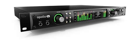 best audio interface for mac apollo audio interfaces with realtime uad processing and
