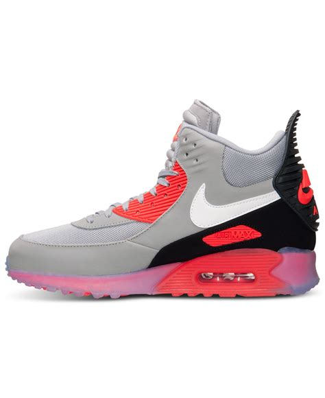 air max 90 sneaker boot lyst nike s air max 90 sneakerboot from finish