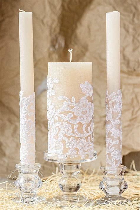 Wedding Ceremony Unity Candle by Best 25 Wedding Unity Candles Ideas On Diy