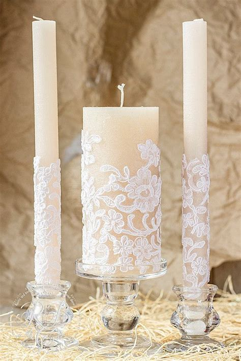 25  best ideas about Wedding Unity Candles on Pinterest