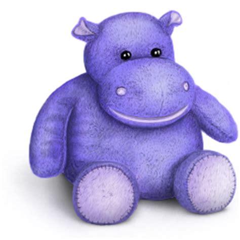 Jakarta Jlc576 Teddy Purple animal stuffed animal doll elephant icon free of toys icons