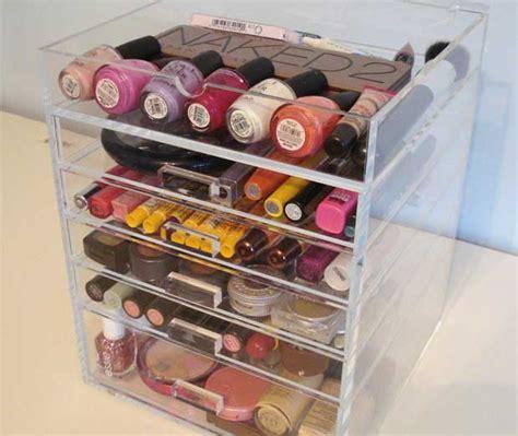 Acrylic Makeup Organizer With Drawers Kardashians by Acrylic Makeup Organizer With Drawers Seen On Kardashians