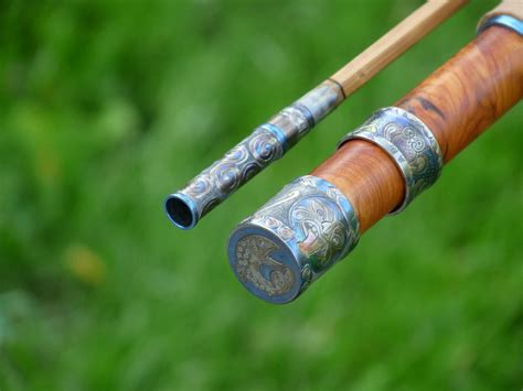 Handmade Fishing Rods - te ika a bamboo fishing rod