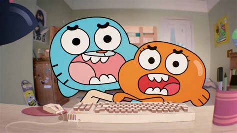 scary time the amazing world of gumball cartoon pr cartoon network orders 2 new seasons of quot the amazing