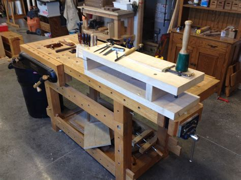 small woodworking bench pay it forward and the fred west commemorative tool chest