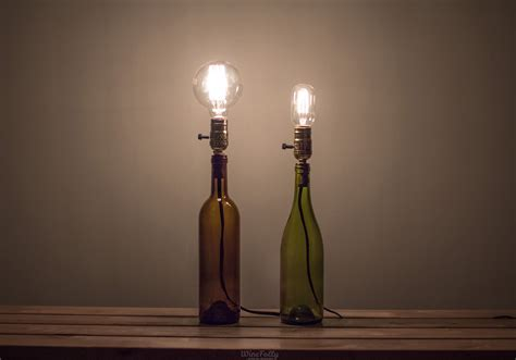 How To Make Wine Bottle Lights by How To Make A Wine Bottle L Wine Folly