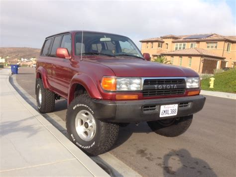 1996 land cruiser lifted for sale 1993 land cruiser ome lifted with 315s and 213k