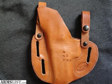 simply rugged leather armslist for sale simply rugged defcon 3 concealed carry for sig 227
