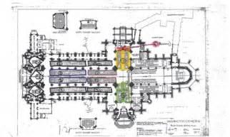 washington national cathedral floor plan sneak peek document gallery the george w bush