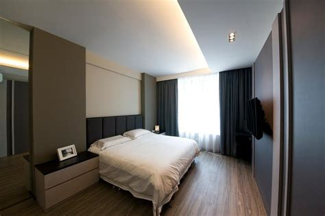 Bedroom Interior Design Ideas Singapore House Tour A Clean Minimalist Three Bedroom Condo Home